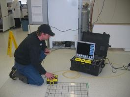 GPR technician